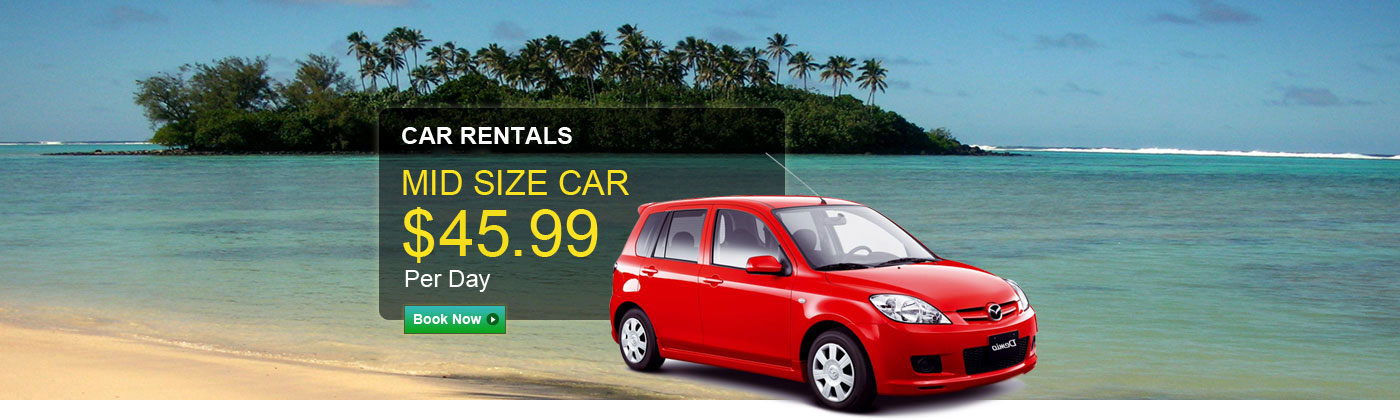 Budget Car Rental Cook Islands