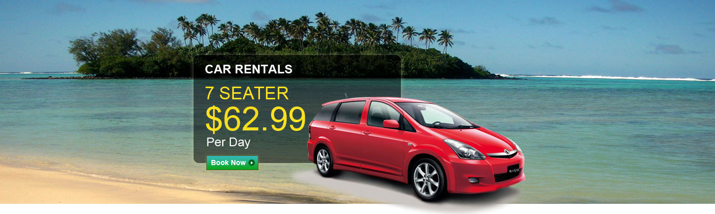 Have You Finalized Rarotonga Airport Car Rentals for Your Trip Yet?