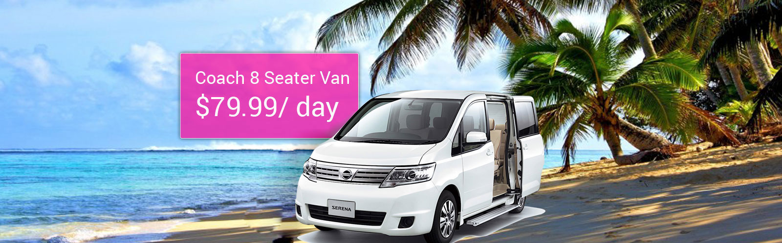 Budget Car And Van Rental Cook Islands