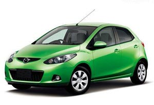 Small or Medium Size Sports Car Rentals